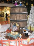 Maushausen-Weihnachtsfeier der Mäuse im Fass - Sonder