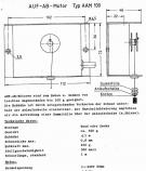 AAM 100 Auf und Ab Motor