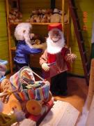 Christmas manufactory - warehouse / forwarding
