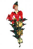 Figurenset schwebende Damen Typ Lady Christmas Tree 6 Stück