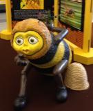 Bienen  170 cm groß - kindgerecht gestaltet