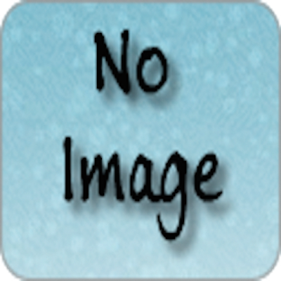 Varroa-Milbenmodell auf Standsäule