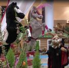 Circus Rosetti - Manege with circus tent scene 2