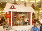 Christmas house XXL with manufactory