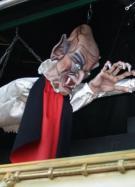 Dracula als Fluggeist