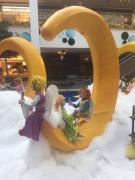 Engel Chor (3 Figuren)  spielt auf Sichelmond
