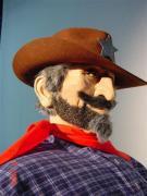 Sheriff im Schaukelstuhl