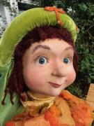 Head 515-Little Red Riding Hood-Princess- Gretel