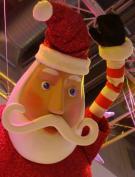 Kugel - Weihnachtsmann 330 cm Christmasworld Collection 2011