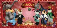 Zirkusfiguren