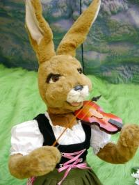 Hasen in der Schweiz-Szene 2 Schweizer Volksmusik