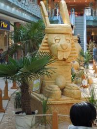 Eigypten - Sphinx