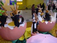 Hasenorchester auf der Dotterbühne - Eierhälfte Teil 2