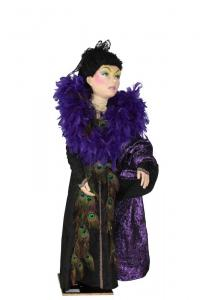 Evil Fairy from fairy tales Rapunzel