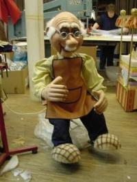 Pinocchio- Gepetto