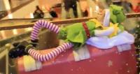 Bücher-Elfen- Themendekoration - Elfen ruhen auf Buch