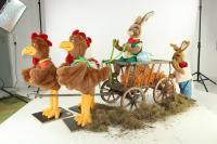 Eggs - Gift transport with forwarding Gockel Speed