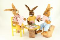 Hare- card player