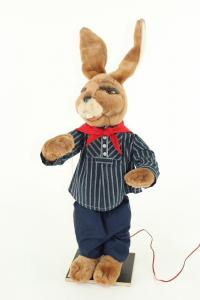 Hare- sailor with cloth