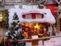 Weihnachtsmanufaktur - Pausenraum