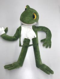 Frog conversion set for standing standard figures 75 cm