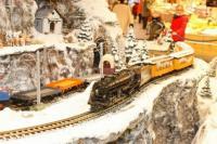 Nordlichtexpress-Winteranlage-Spur G