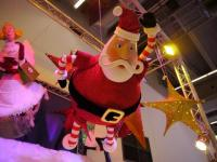 Kugel - Weihnachtsmann 330 cm Christmasworld Collection