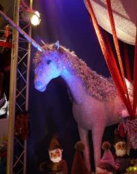 Einhorn 330 cm Vegas-SerieChristmasworld Collection 2011