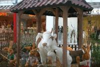 Easter on the farm - Figurine group for an action area 4 x 10 meters