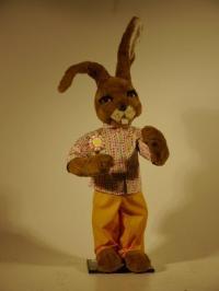 Rabbit with Lolli