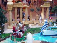 Griechenland-Europahasen-Egbert besucht Athen