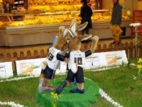 Modern Life Bunny Scene 2 Football
