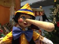 Pinocchio - from the Wonderland books -