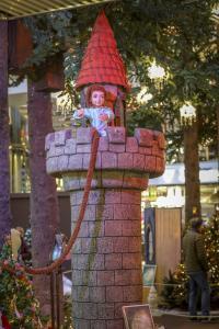 Rapunzel - Wunderwelt der Bücher - Christmasworld 2014