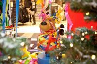 Christmas Train - Gift wrapping service Wagon