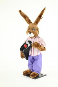 Hare with pocket