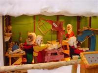 Christmas Factory - Wood workshop