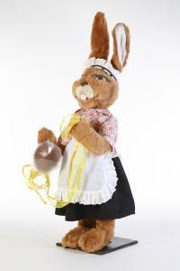 Hare- chocolate Woman