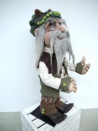 Snow White- Dwarf in the wood-Walter