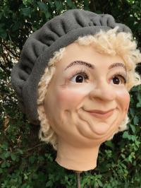 Kopf-Frau Holle-Koch-Bäcker