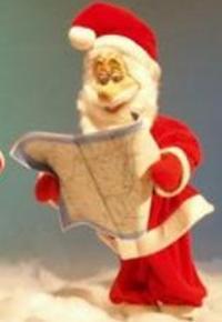 Santas study Map