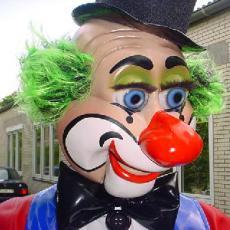 Clownfiguren